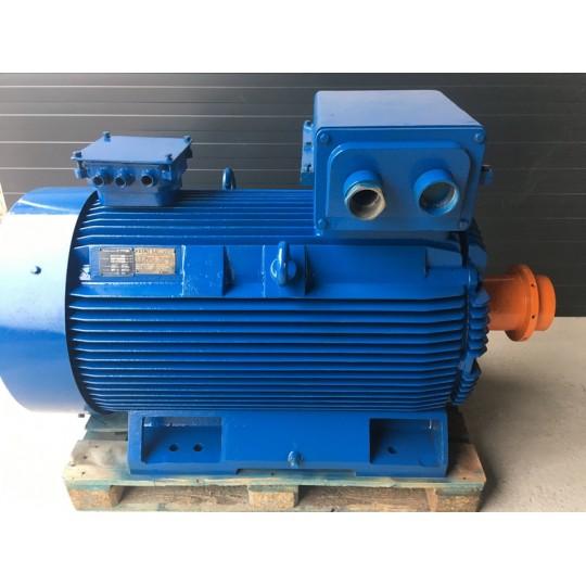 Silnik elektryczny EMIT 200 KW 989 obr/min