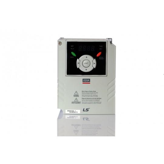 Falownik LG 1-fazowy 230V 0,75kW 5A SV008iG5A-1