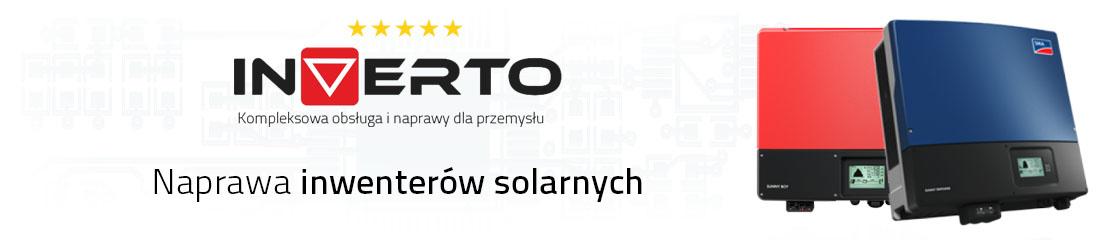 naprawa inwenterow solarnych - inwerto